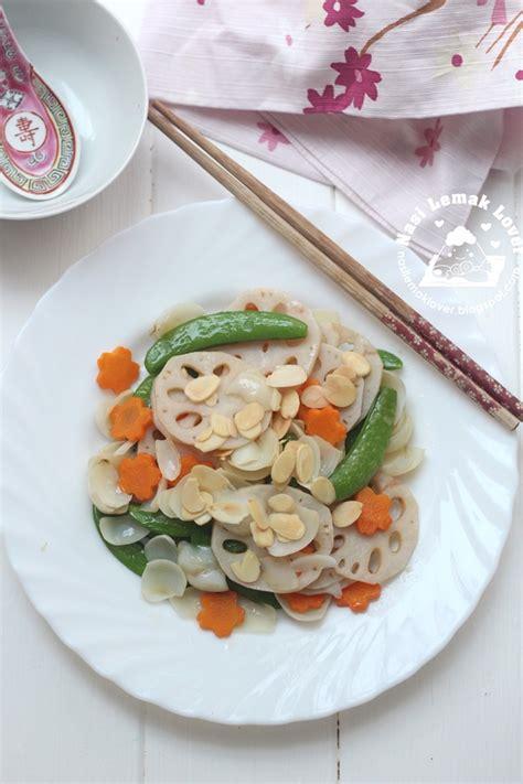 7 vegetables cny nasi lemak lover stir fried mixed vegetables with fresh