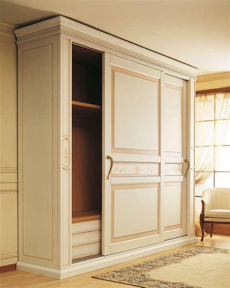 classic wardrobe wardrobe canova with sliding doors vimercati classic