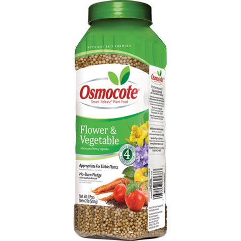 plant food that comes with flowers osmocote smart release plant food flower vegetable 2