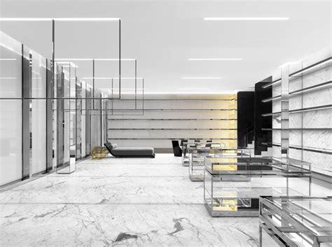 Saint Laurent Store In The Miami Design District Design District Miami Furniture Stores