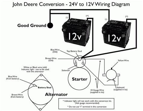 12 volt conversion wiring diagram wiring diagram