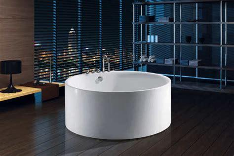 idra bagni vasca da bagno ad appoggio circolare idra