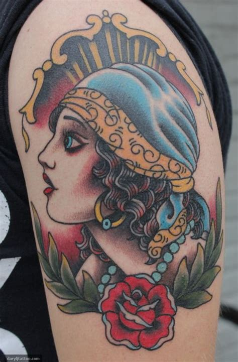 traditional gypsy tattoo designs 25 best ideas about traditional tattoos on