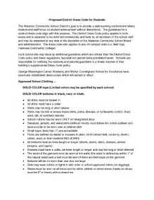 waterloo board oks dress code policy