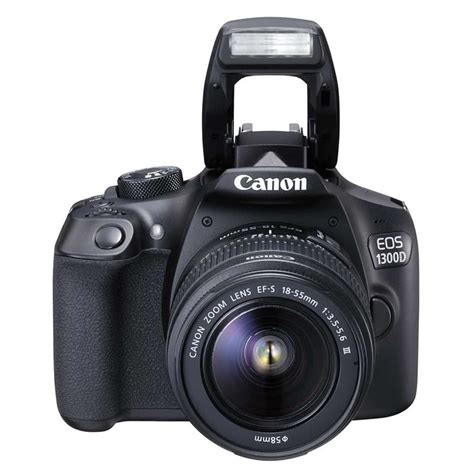 Canon Eos 1300d Kit Ef S 18 55mm F 3 5 5 6 Is Ii 1 canon eos 1300d dslr ef s 18 55mm f 3 5 5 6 is ii lens kit digital sl