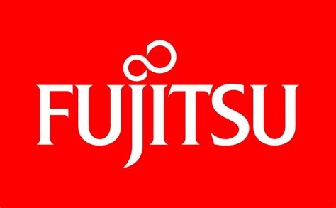 fujitsu logo writing sles partnering for tomorrow s