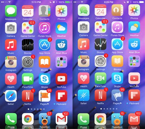 winterboard themes for iphone 6 plus how to make winterboard themes compatible with ios 8