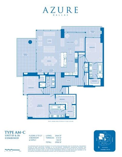 azure floor plan floor plans azure condos of dallas