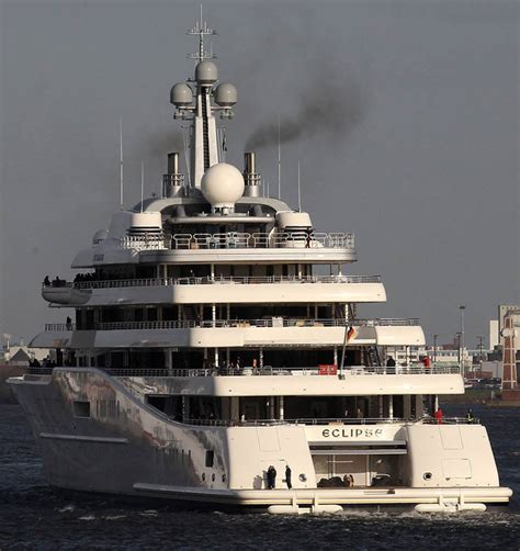 yacht eclipse eclipse the largest private yacht in the world