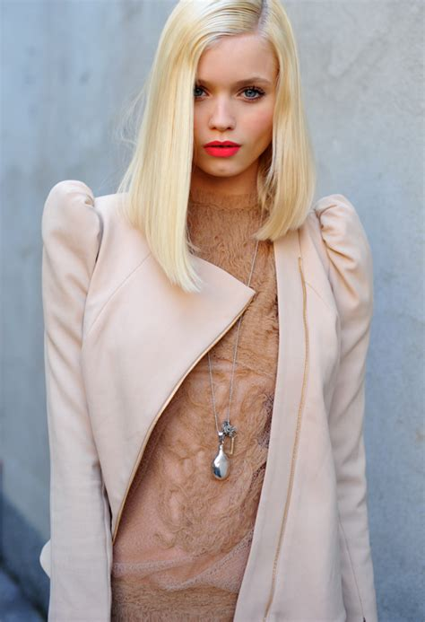blonde bob red lips blonde bombshell mr price blog in the fashion loop