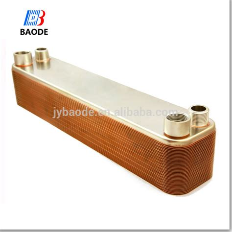 Replace Lava L Liquid by Alfa Laval Cb26 Replacement Copper Brazed Plate Heat Exchanger Evaporative Air Dryer Buy