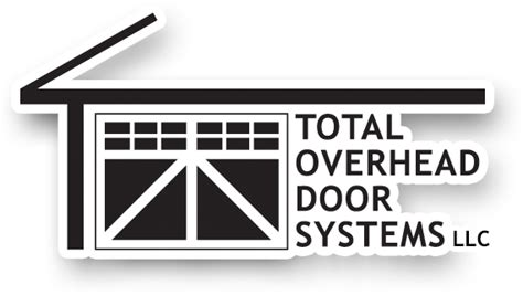 Overhead Door Logo Total Overhead Door Systems Llc