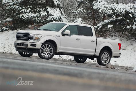 2019 ford f 150 limited 2019 ford f 150 4x4 supercrew limited review web2carz