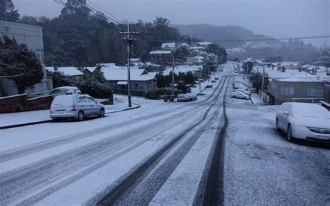 Mba In Nz by Dunedin Otago Cop Worst Of Snow Radio New Zealand News