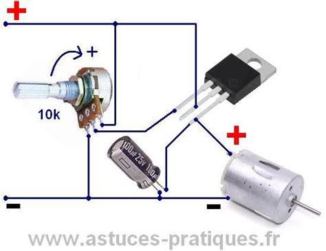 Servomoteur éaire Modelisme variateur de vitesse pour moteur 224 courant continu