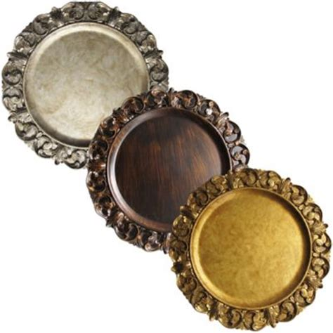 Decorative Charger Plates by Buy Decorative Charger Plates From Bed Bath Beyond
