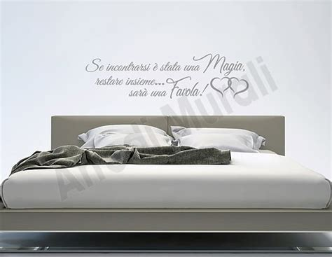 decorazioni murali da letto adesivi murali frase da letto decorazioni arredo