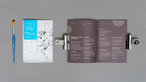 leaflet design derby graphic design for derby museum art gallery