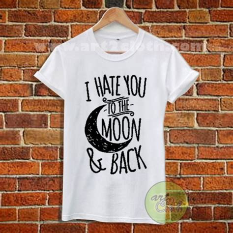 trending gifts 2016 t shirt tees women tumblr gift ideas moon top