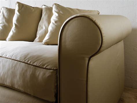 nella vetrina gimmy modern italian designer white fabric sofa
