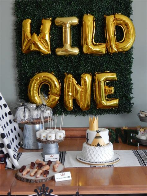 adorable wild   birthday party pretty  party party ideas