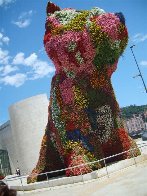 puppy jeff koons file guggenheim bilbao 06 puppy jeff koons jpg wikimedia commons