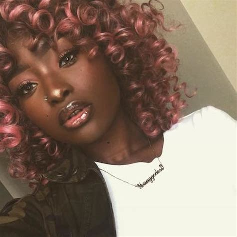 hair color for black women skin tones best hair color for dark skin that black women want in 2017