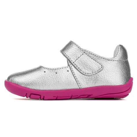 pediped shoes grip n go antoinette silver pediped footwear