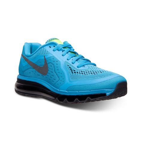 macys mens athletic shoes mens nike air max 2014 macys