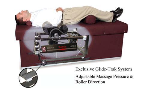 quantum 400 intersegmental chiropractic roller