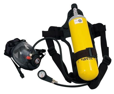 Breathing Apparatus autonomous molis breathing apparatus 6 lt