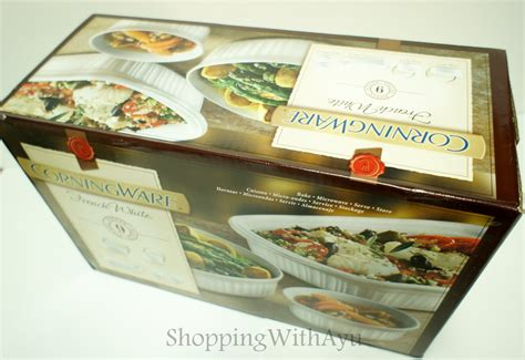 Ayu Set 2 by More From Shopping With Ayu Set 2 Corningware