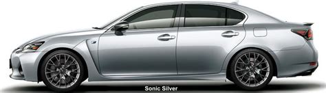 lexus gsf silver lexus gs f color photo exterior colour picture