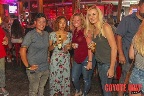coyote ugly saloon ugly pix june