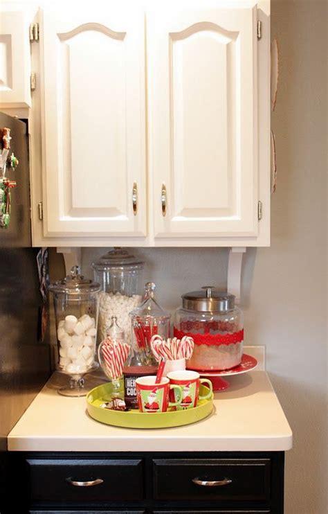 cute creative kitchen decorating ideas  christmas