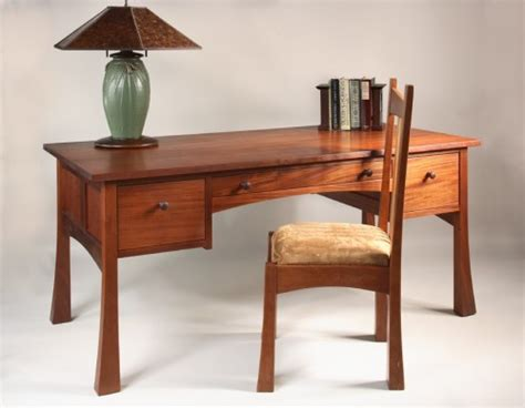 Desk Authority by Why Blaze Closed World Of Hardwood Artisans And