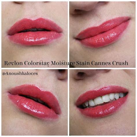 Lipstik Revlon Gold Satin lipstick week revlon colorstay moisture stain cannes