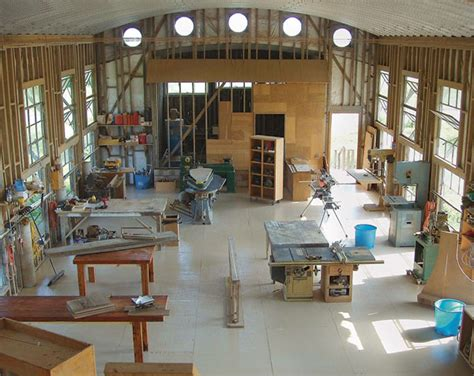 design your dream shop dream shops finewoodworking