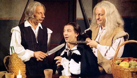 tre uomini e una tre uomini e una gamba un di aldo baglio con aldo baglio