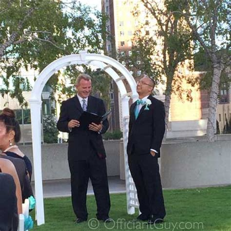 Wedding Ceremony No Officiant by Top 7 Reasons Not To Ask A Friend To Officiate Your