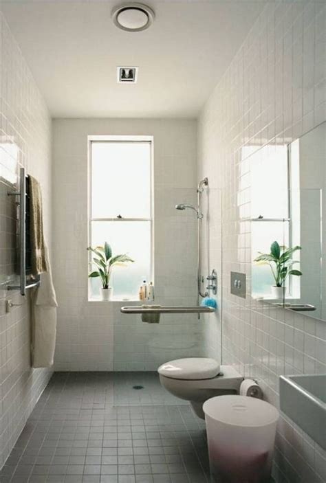 narrow bathroom designs 1000 ideas about small narrow bathroom on pinterest