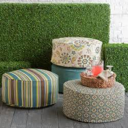 How To Make An Ottoman Pouf You Deserve It Ulani Outdoor Pouf Ottoman Outdoor Chair Cushions