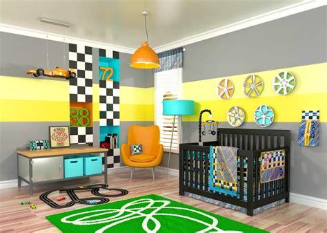 toddler car themed bedroom bedroom alluring room decorating ideas boys decor kids car myuala