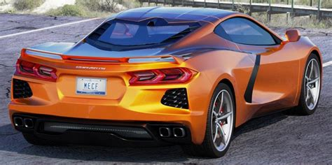 2020 Chevrolet Corvette by This Is The Best 2020 Chevy Corvette C8 Rendering Yet