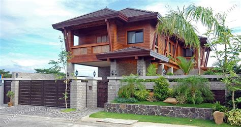 House Design In Philippines 2014 Model Home In The Philippines Modern House Plans Designs