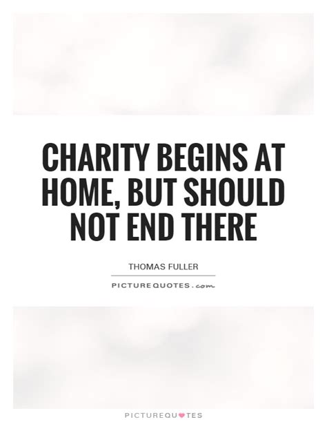 charity begins at home essay