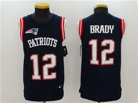 s new patriots 12 tom brady navy blue color