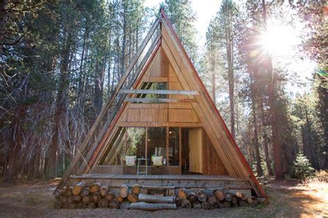 how to build an a frame house yosemite getaways glinghub com