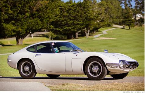 1968 Toyota 2000gt 1968 Toyota 2000gt Cool Collectible Cars For Sale At