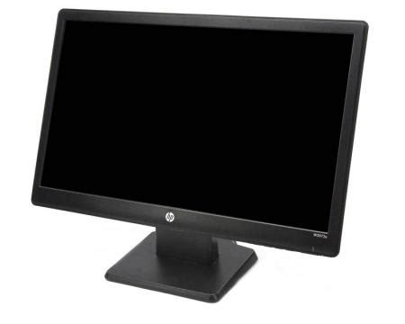 Monitor Led Hp W2072a hp w2072a grade a 20 quot widescreen led monitor